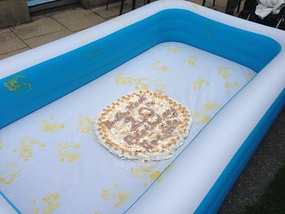 Pie Wrestling