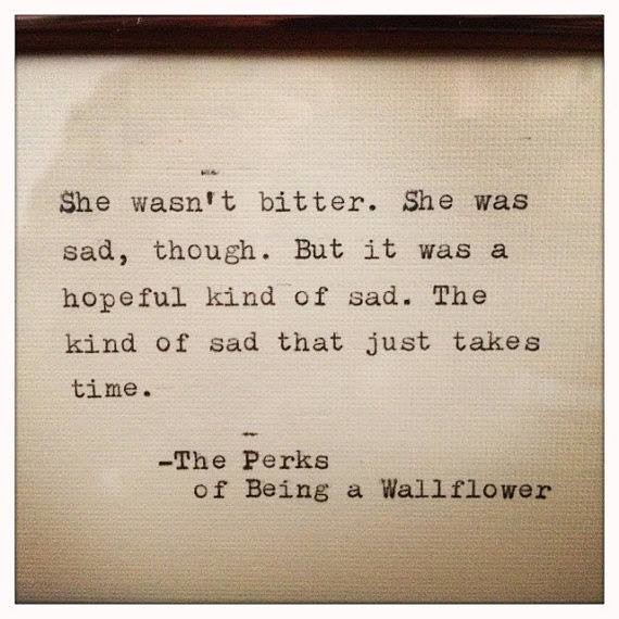 perks of being a wallflower relationship quotes