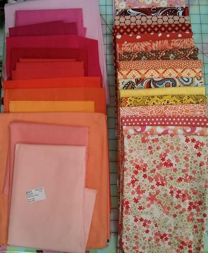 Fabric Pull warm
