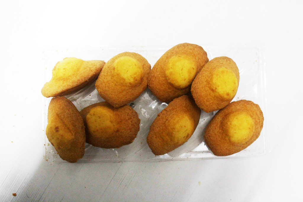 City Food - Marcel's Madeleine, Khan Market