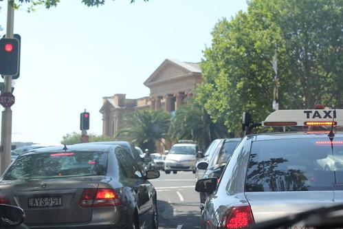 IMG 5654 Sydney City Traffic