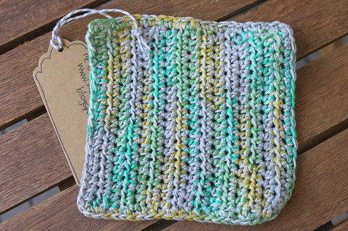 Dish cloth 3