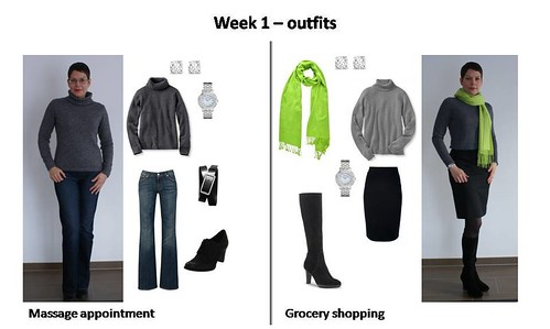 Outfits Week 1c