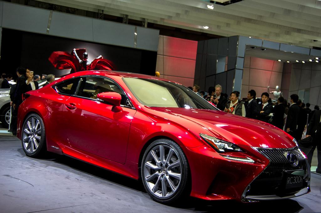Tokyo MotorShow 2013 Lexus