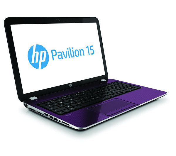 HP Pavilion 15.6 Purple