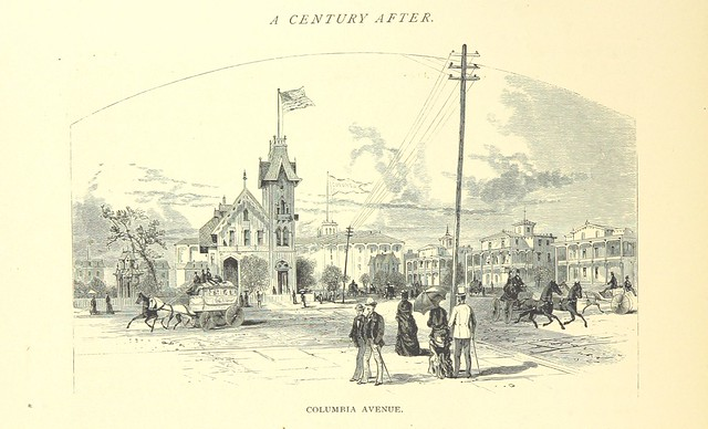 Image taken from page 84 of 'A Century after: picturesque glimpses of Philadelphia and Pennsylvania ... A pictorial representation of scenery, architecture, life, manners and character. Edited by R. H. Stoddard. Illustrated with engravings ... from design