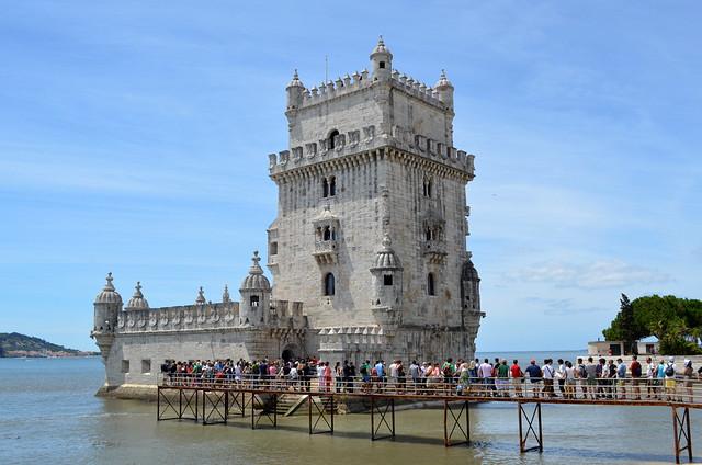La Torre de Belém en Lisboa cumple 500 años