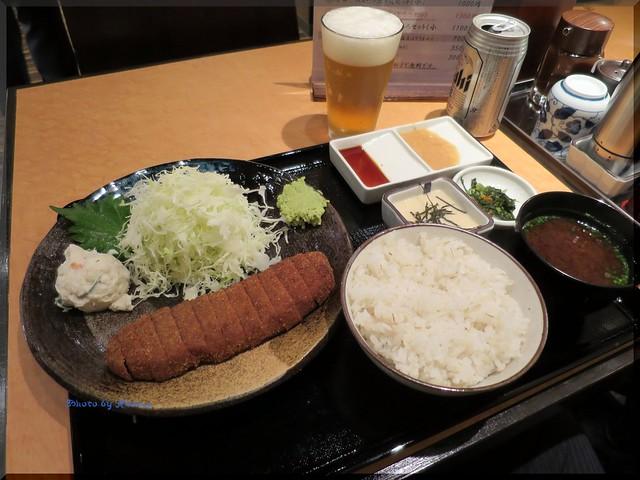 Photo:2013-11-25_T@ka.の食べ飲み歩きメモ(ブログ版)_【新橋】牛かつ もと村(牛カツ) オープンの噂を聞きつけ行ってきました!-02 By:logtaka