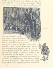"""British Library digitised image from page 91 of """"The Household History of the United States and its people"""""""