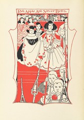 Image taken from page 8 of 'Red Apple and Silver Bells. A book of verse for children ... Illustrated by A. B. Woodward'