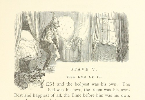 Image taken from page 145 of 'A Christmas Carol ... With illustrations [from drawings by S. Eytinge.]'