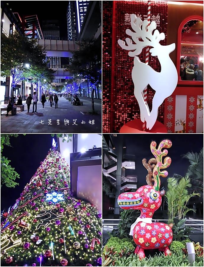 8 新光三越聖誕樹