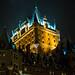 Promenade nocturne dans le vieux Québec