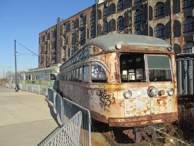 Old Trolleycars, Red Hook