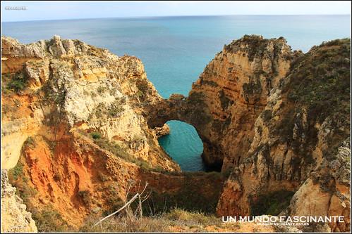 Ponta da Piedade. Algarve 2012.