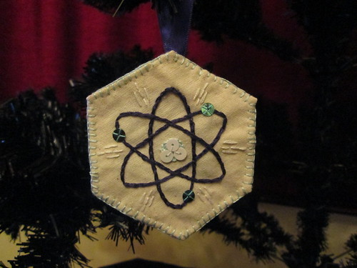 Atom decoration