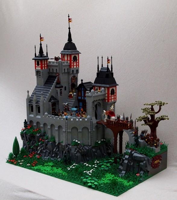 CCCXI Ald Wickeraus Castle