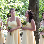Yellow dresses