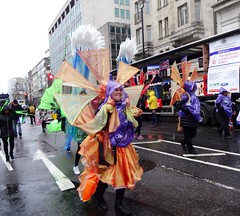 2014 London New Years parade by Julie70