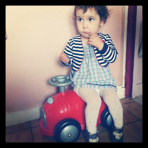 ♥ baby look ♥ #look #ootd #vintage #ourlittlefamily #france