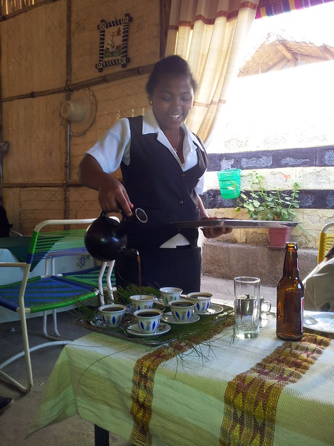 Mini Coffee Ceremony