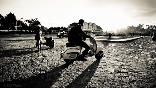 Vespa Thu Duc Club by HD's photo