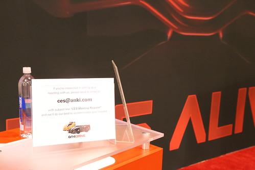 Anki DRIVE CES2014