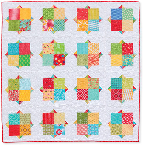 all together now quilt.