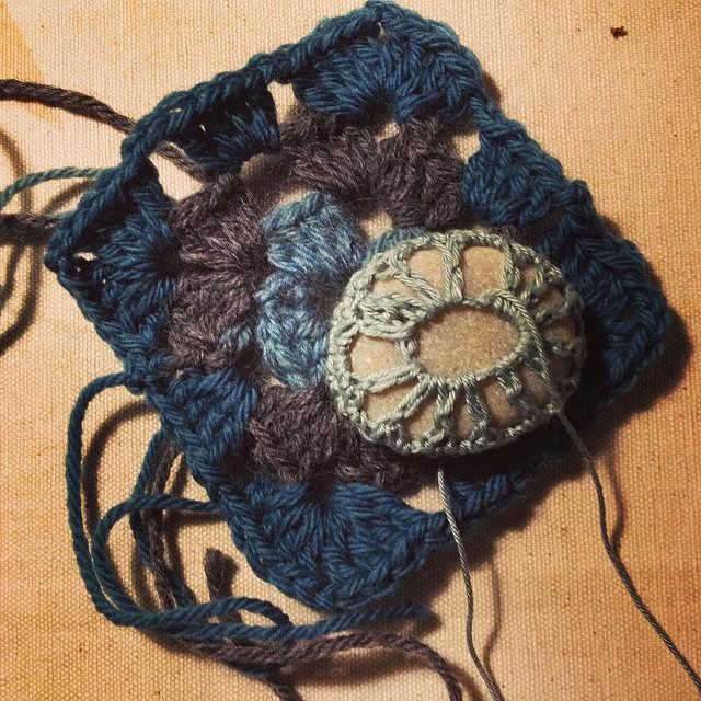18/1.2014 - I can crochet!