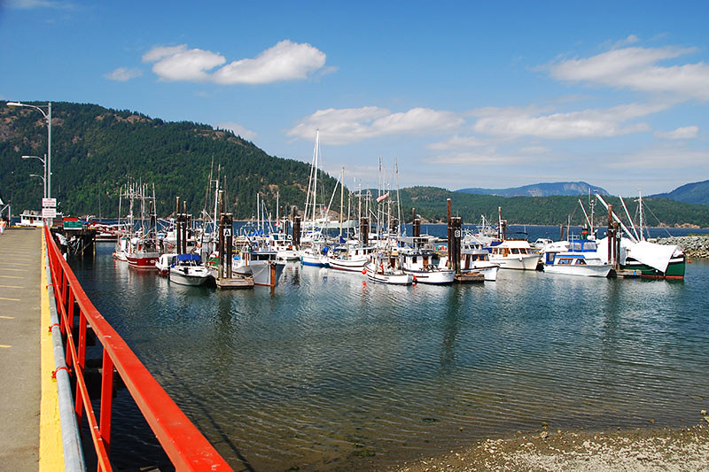 Fishing Tours Saltspring Island