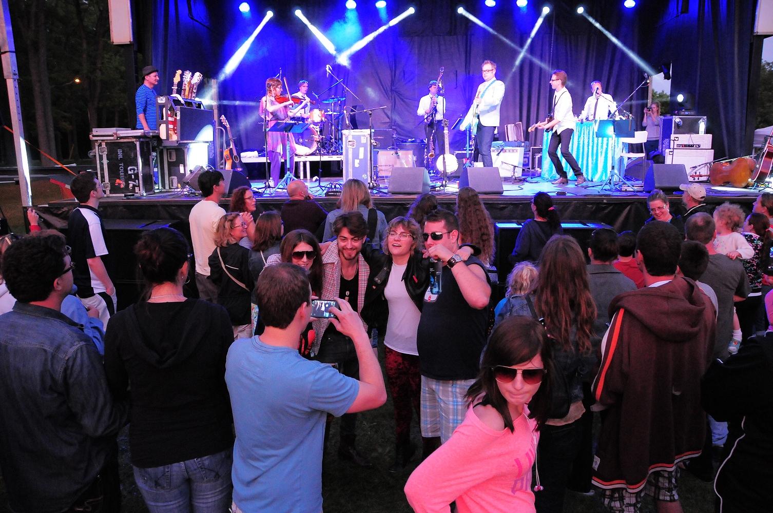 Concert In Canatara