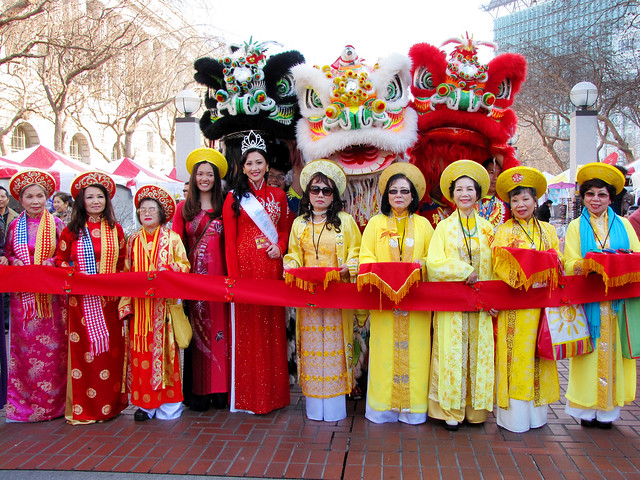 Tet Lunar New Year Celebrations