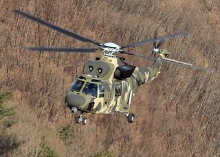 KUH-1 Surion Demo Flight