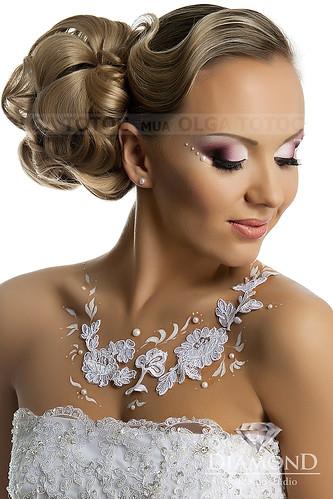 Ольга Тоток - Изысканный макияж для счастливых невест! > Фото из галереи `Главная`