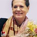 Sonia Gandhi at the Waqf function  01
