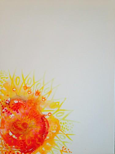 #3 canvas yellow