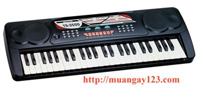 Keyboard nhạc cho trẻ em học nhạc thông minh hơn Tiross nổi tiếng