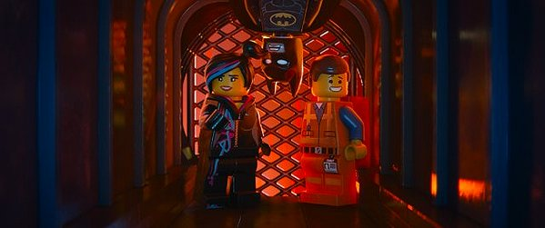 Elizabeth Banks, Will Arnett and Chris Pratt are all pawns in THE LEGO MOVIE.