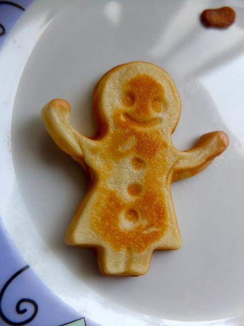 smile baker微笑鬆餅機