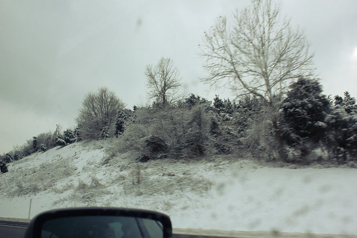 snow in kentucky