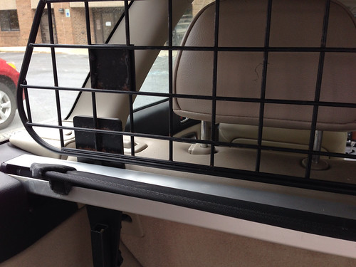 Opinions Pics Of The Dog Gate Barrier Subaru Outback