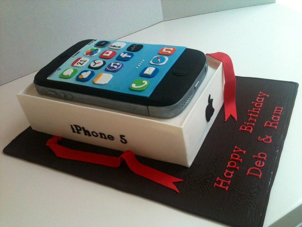 Открытки для любителей айфонов