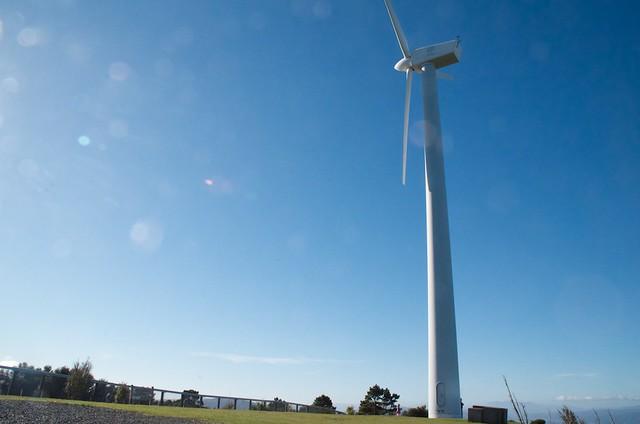 Wind Turbine in Wellington