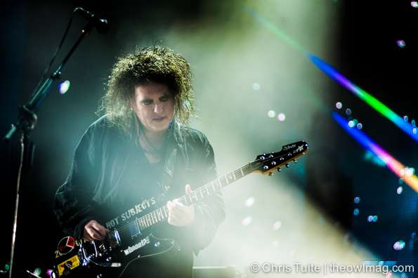 The Cure @ BottleRock 2014, Friday