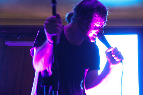 Live Review Gardens Villa With Tom Eddy At Barboza 5 13 14