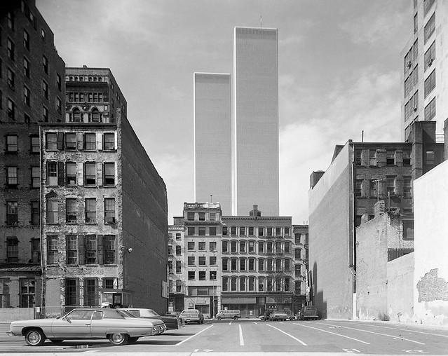 Lower Manhattan 1973