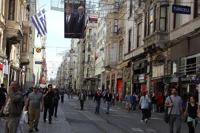 193 - Istiklal Caddesi