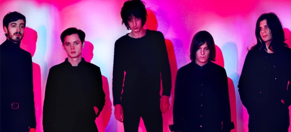 Video of the Moment #1504: The Horrors - There Goes The Fear, a UK/US/IE Music Web site