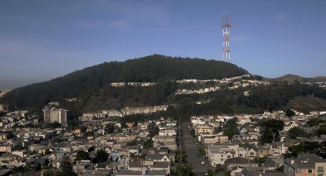 POV Moraga and 14th Ave, San Francisco (2014)