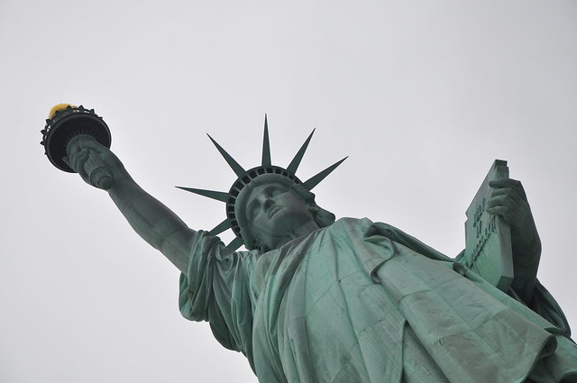 Estatua de la Libertad - New York - USA